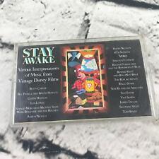 Stay Awake: Various Interpretations Of Music From Vintage Disney Films Cassette