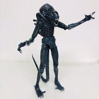 Neca Aliens Blue Warrior Xenomorph Figure, Series 2
