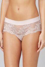 Next Premium Supersoft Lace Shorts Nude UK Size 12 DH079 RR 01