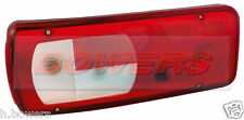 DAF CF XF 2012 -> TRUCK VIGNAL LC8 REAR LEFT HAND NEARSIDE TAIL LIGHT/LAMP LENS