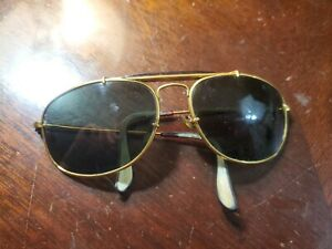 B&L RAY-BAN OLYMPIC GAMES SUNGLASSES VTG 1994/96 Selling for Parts