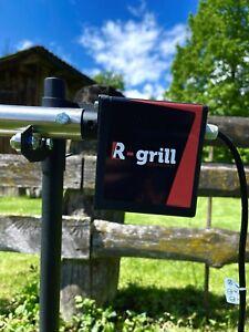 R-GRILL XXL 75'' PIG ROTISSERIE LAMB SPIT ROASTER SKEWER