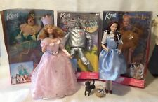 The Wizard Of Oz Barbie Collectables