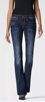 G-Star Raw 3301  Bootleg Jeans Dark aged  W28 L32 *REF86-7