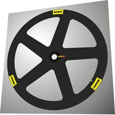 MAVIC IO CARBON WHEEL 700C  REPLACEMENT DECAL SET FOR 1 WHEEL
