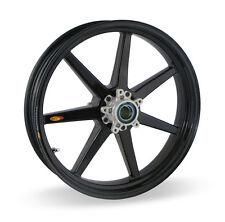 BST Carbon Fiber Rims Wheels Ducati Diavel Front & Rear Rim Wheel