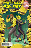 Power Man And Iron Fist Vol 3 #7 Variant Marvel Tsum Tsum Takeover Cover NM