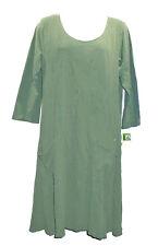 NEW Fresh Produce Green 1005 Cotton DAHLIA Dress sz S