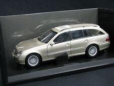 Kyosho Mercedes-Benz E-Class (E-Klasse) T-Modell S211 1:18 Travertin Beige (JS)