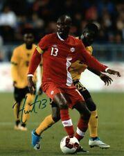 Team Canada Atiba Hutchinson Autographed Signed 8x10 Photo COA