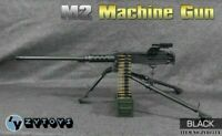 """ZY Toys 1/6 Scale Browning Machine Gun ZY8031A Weapon Model F 12"""" Figure Body"""