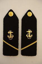 Pair of Us Navy Shoulder Boards