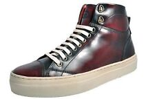 Wedge Standard (D) Width 100% Leather Trainers for Women