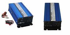 AIMS Power 300 WATT PURE SINE POWER INVERTER 12 VOLT 120 VAC 300 Watt Non-UL