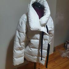 Fabulous Paul & Joe sister white down jacket In Size 36