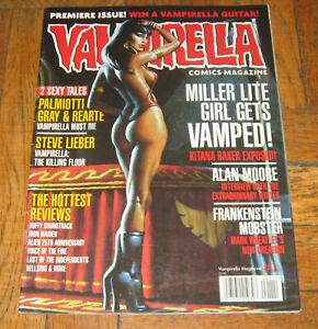 VAMPIRELLA  COMICS  MAGAZINE # 1  2003  HARRIS PUBL.