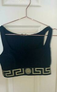 Versace Cropped Top size 2