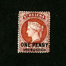 St. Helena Stamps # 29 VF OG LH Catalog Value $120.00
