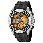 Festina F16543/7 Mens Chrono Bike Tour De France orange Dial Rubber Strap