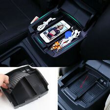 NEW  Deluxe Edition Car Central storage box For Honda CRV 2012 2013 2014 2015