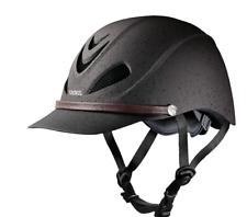 Weaver Troxel Dakota Grizzly Brown Helmet Size Large