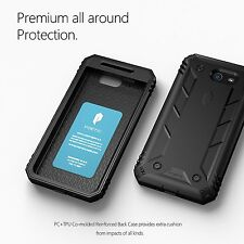 [20pcs/lot] Galaxy J7 Case Poetic Shockproof Cover with Screen Protector Black