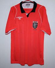 England referee match shirt Umbro Size L The FA