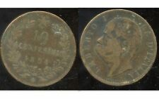 ITALY  ITALIE  10 centesimi  1894  BI   ( aus )