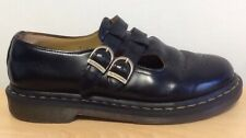 Dr MARTENS Womens Leather MARY JANE Double Strap Sandals UK Size 7 EU 41