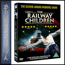 THE RAILWAY CHILDREN - YORK THEATRE ROYAL  **BRAND NEW DVD*