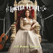LYNN,LORETTA-STILL WOMAN ENOUGH (OFV) (DLI) (US IMPORT) VINYL LP NEW