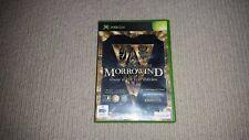 Morrowind GOTY Edition Elder Scrolls 3 Microsoft XBox Original Game, Game Year