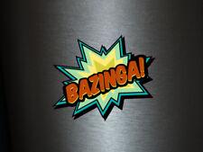 1 x adhesivo! Bazinga! boom bang Wham Pufff capturarlos sticker tuning cómic decal Fun