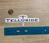 Telluride Ski Mountain DECAL/STICKER
