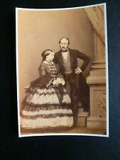 Postcard of Queen Victoria and Prince Albert, Mayfair Cards of London #292