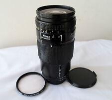 Nikon AF Nikkor 35-135mm f3.5-4.5 D Lens AiS Nikon F Mount MACRO lens great!!