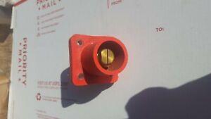 Crouse hinds E 1016 series camlok MALE  PLUG RED