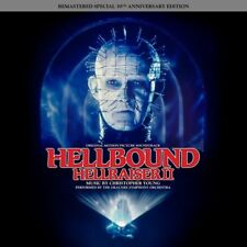 Christopher Young - Hellbound: Hellraiser II Soundtrack VINYL LP