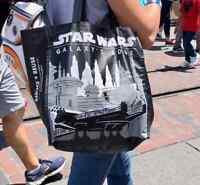 Disney Disneyland Star Wars Galaxy's Edge Tote Bag Brand New