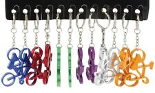 Bicycles Key Chain Key Rings Alloy Accessories/ 6 Color Birthday Christmas Gift