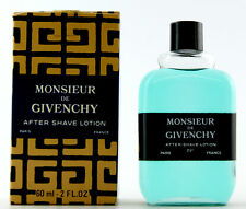 (prezzo base 166,50 €/100ml) GIVENCHY MONSIEUR DE GIVENCHY 60ml AFTER SHAVE SPLASH