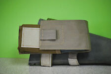 Buttstock Mag Pouch - Coyote Brown - New