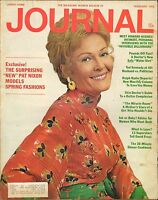 FEB 1972 LADIES HOME JOURNAL magazine GREAT ADS