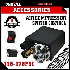 X-BULL Solid 145-175PSI Air Compressor Pump Pressure Switch Control Valve