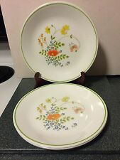 "Corning Corelle Wildflower  8 1/2"" Plates - 5"