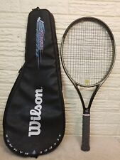 Wilson Hammer System Profile 2.7si 4 3/8 Tennis Racquet 110 SQ. IN. HS3 & Cover