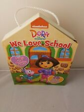 Nickelodeon Dora The Explorer We Love School Story And Actually Book