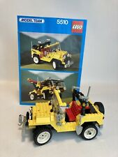 Vintage Lego Model Team Off-Road 4x4 (5510) From 1980s