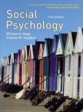 Social Psychology By Prof Michael Hogg, Prof Graham Vaughan. 9780132069311