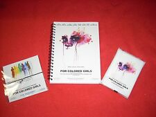 FOR COLORED GIRLS PACK ( TISSUE, CHARM CROSS, SMALL NOTE BOOK